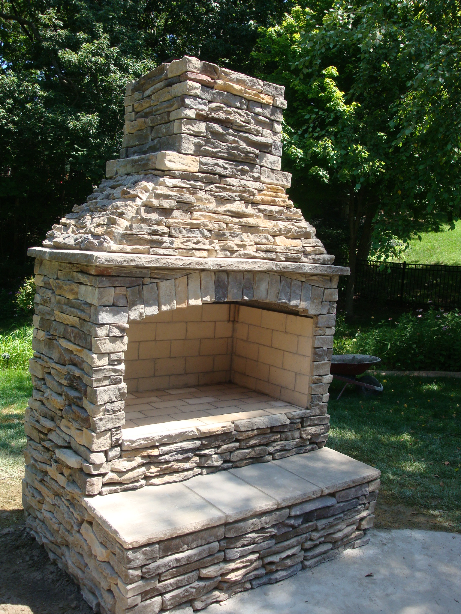 Fireplaces Firepits Wildscapes Llc