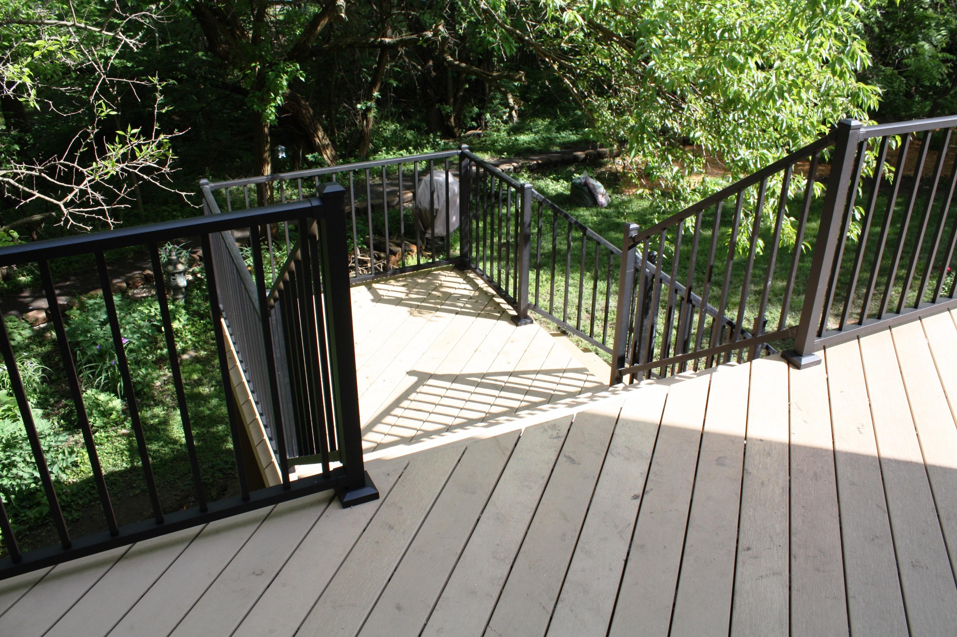 Decks Amp Railing Systems Wildscapes Llc